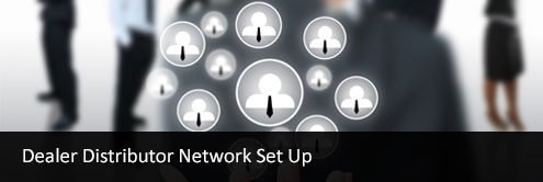 Dealer Distributor Network Setup