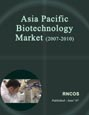 Asia Pacific Biotechnology Market (2007-2010) Research Report