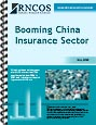 Booming China Insurance Sector