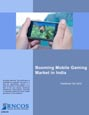 Booming Mobile Gaming Market in India