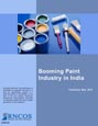 Booming Paint Industry in India Research Report