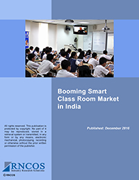 Booming Smart Class Room Market in India Research Report