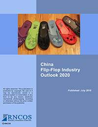 China Flip-Flop Industry Outlook 2020
