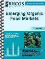 Emerging Organic Food Markets Research Report