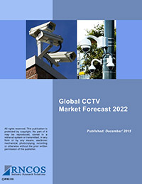 Global CCTV Market Forecast 2022 Research Report