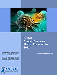 Global Cancer Generics Market Forecast to 2022 Research Report