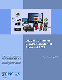 Global Consumer Electronics Market Forecast 2022 Research Report