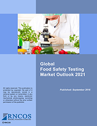 Global Food Safety Testing Market Outlook 2021 Research Report