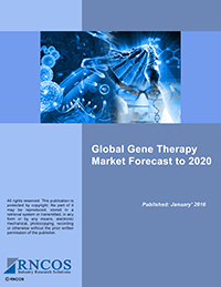 Global Gene Therapy Market Forecast to 2020 Research Report