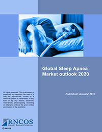 Global Sleep Apnea Market Outlook 2020 Research Report