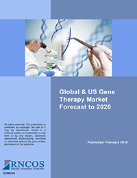 Global & US Gene Therapy Market Forecast to 2020 Research Report