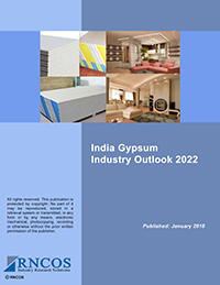 India Gypsum Industry Outlook 2022 Research Report