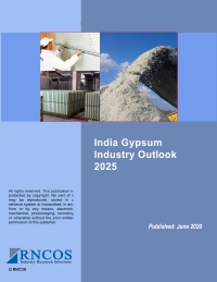 India Gypsum Industry Outlook 2025 Research Report