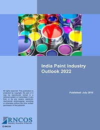 India Paint Industry Outlook 2022 Research Report