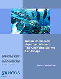 Indian Commercial Aquafeed Market - The Changing Market Landscape Research Report