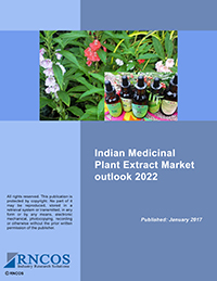 Indian Medicinal Plant Extract Market Outlook 2022 Research Report
