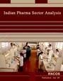 Indian Pharma Sector Analysis Research Report