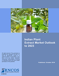 Indian Plant Extract Market Outlook to 2023 Research Report