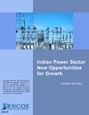 Indian Power Sector - New Opportunities for Growth Research Report