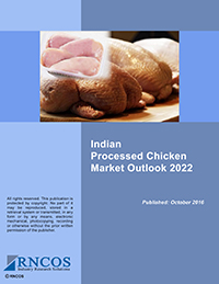 Indian Processed Chicken Market Outlook 2022