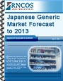 Japanese Generic Market Forecast to 2013