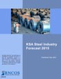 KSA Steel Industry Forecast 2015 Research Report