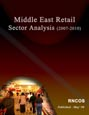 Middle East Retail Sector Analysis (2007-2010)