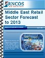 Middle East Retail Sector Forecast to 2013