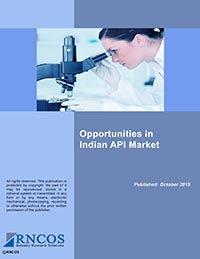 Opportunities in Indian API Market Research Report