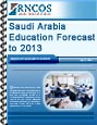 Saudi Arabia Education Forecast to 2013