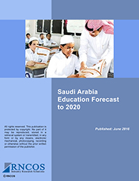 Saudi Arabia Education Forecast to 2020 Research Report