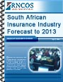 South African Insurance Industry Forecast to 2013