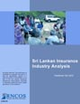 Sri Lankan Insurance Industry Analysis Research Report
