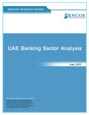 UAE Banking Sector Analysis Research Report