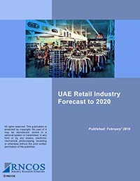 UAE Retail Industry Forecast to 2020 Research Report