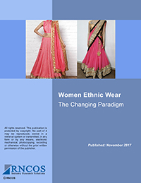 Women Ethnic Wear - The Changing Paradigm