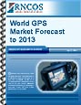 World GPS Market Forecast to 2013